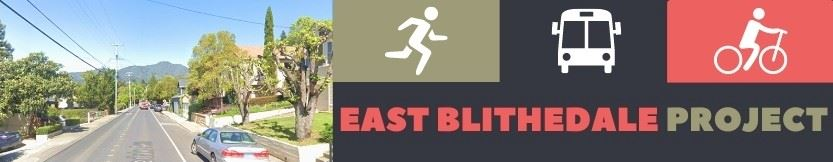 East Blithedale Project Banner